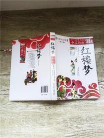 成长文库·你一定要读的中国经典 红楼梦 拓展读本青少版