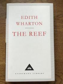 The Reef 暗礁 Edith Wharton 伊迪丝·华顿 Everyman's Library 人人文库 全网最低价包邮(人人文库全场2件9.5折,3件9折)