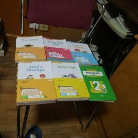 斑马英语 Level 2 Unit1~5 全60册【可点读版】
