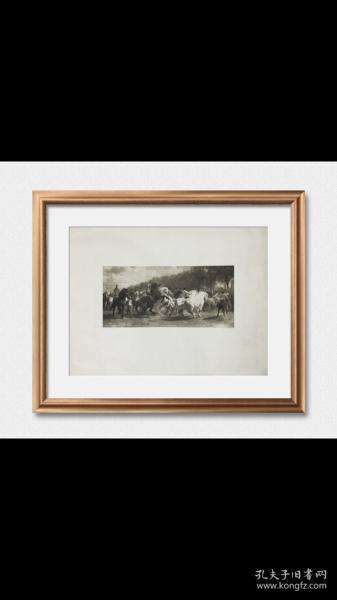 �х�哥�������伙���The Horse Fair ��锛��昏��锛�Rosa Bonheur��