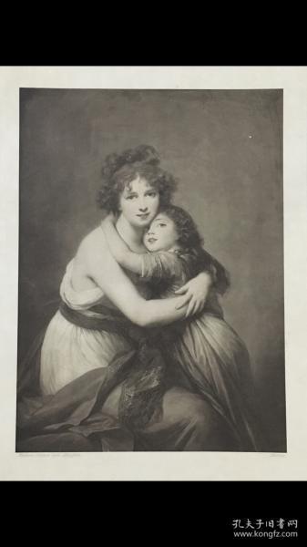 ���х�哥�������伙���Madame Lebrun and Daughter��锛��昏��:Lebrun��