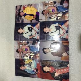 46张香港名星照(刘德华、周润发、周星池、张漫玉等)