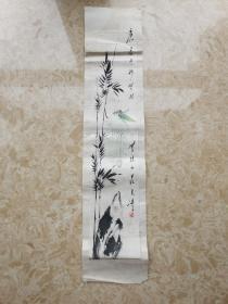 王雪涛草虫琴条