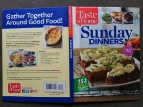 TASTE OF HOME SUNDAY DINNERS