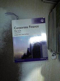 Corporate Finance: The Core 公司金融:核心(全球版)