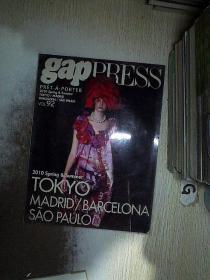 GAP PRESS  2010  92 盖普出版社2010 92