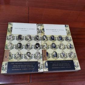 Plutarch's Lives 1-2