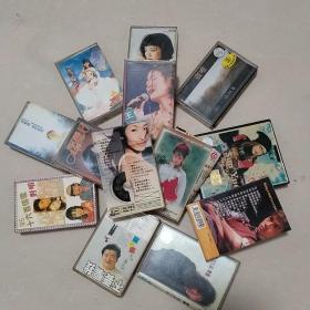 磁带13盒