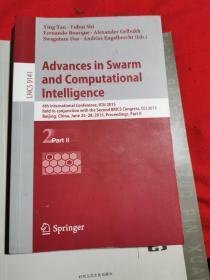 Advances in Swarm and Computational Intelligence 群体与计算智能研究进展