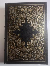 1978年Franklin Library 最伟大作家系列之Nathaniel Hawthorne Stories 《纳撒尼尔·霍桑故事精选集》,全真皮,三边刷金,限量,已绝版