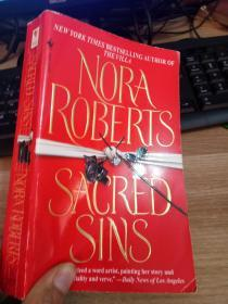 NORA ROBERTS SACRED SINS