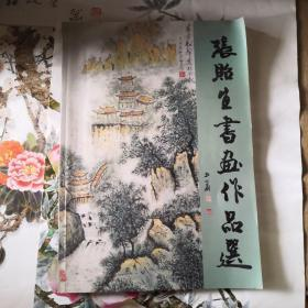张贻生书画作品选【16开】