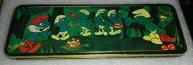 文具盒:蓝精灵(童话往事)