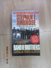 Band of Brothers:E Company, 506th Regiment, 101st Airborne from Normandy to Hitler's Eagle's Nest   共510页 32开