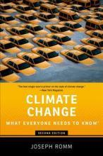 Climate Change:What Everyone Needs to Know® (2nd Edition)