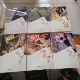 海岩系列(6册)