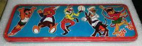 文具盒:动漫荟萃(阿童木•匹诺曹•孙悟空•阿凡提•哪咤)童话往事