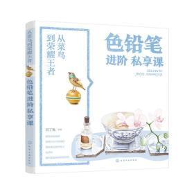 铅笔绘画 目丁兔 9787122323934 化学工业出版社 正版图书