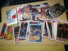 篮球 球星卡 20张 合售