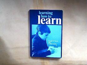 英文原版;Learning How To Learn