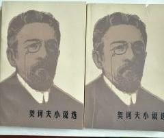 契诃夫小说选(两册)