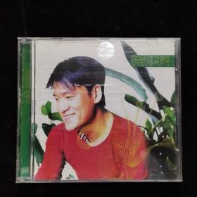 唱片195【周华健 忘忧草 含歌词册】一张CD光盘精装