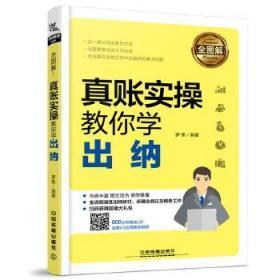真账出纳 罗伟 9787113239091 中国铁道出版社 正版图书
