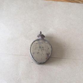 小药瓶 民国 我在广中医的博物馆看过一个一样的