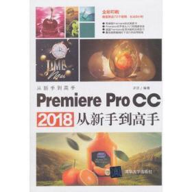 Premiere Pro CC 2018从新手到高手