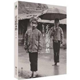 正方形的乡愁 阮义忠 摄影书籍