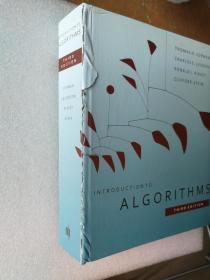 Introduction to Algorithms  3rd 算法导论 英文原版