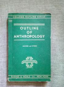 OUTLINE OF ANTHROPOLOGY锛�����绗�璁帮�