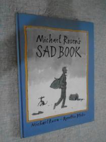 Michael Rosens Sad Book (Boston Globe-Horn Book Honors (Awards)) 英文原版平装 绘本图书