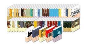 诺贝尔文学奖大系(精装典藏复刻致敬版45个品种套装共59册)