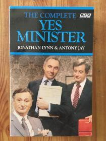 The Complete Yes Minister.