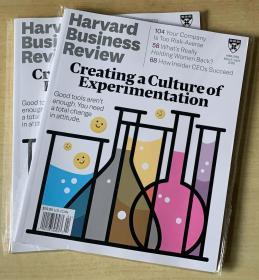 Harvard Business Review哈佛商业评论2020年3-4月合刊 英文杂志
