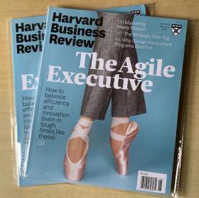 Harvard Business Review哈佛商业评论2020年5-6月合刊 英文杂志