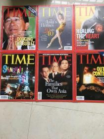 TIME  时代周刊(2004)27本合售