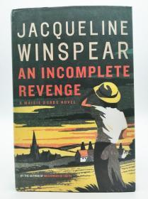 An Incomplete Revenge 英文原版-《不完全复仇》