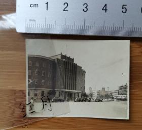 【古董级】老照片  收藏    长春新京市街(满洲国时期)