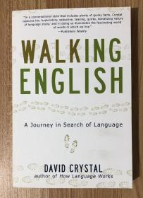Walking English: A Journey in Search of Language 9781590202630