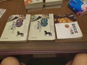 象棋残局宝典+象棋中局宝典+相类对局一本通(三本书合售)