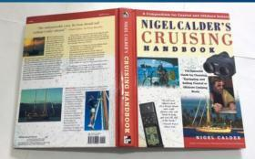 Nigel Calder's Cruising Handbook A Compendium for Coastal and Offshore Sailors 英文原版  帆船游艇航海巡航手册  精装