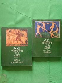 ART THROUCH THE AGES, EIGHTH EDITION 【1.2】 ANCIENT MEDIEVAL AND NON EUROPEAN ART(2册合售)