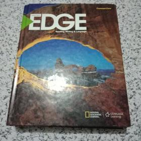 EDGE【大16开原版精装】彩印