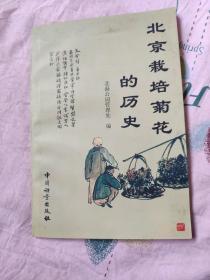 北京栽培菊花的历史
