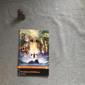 The Island of Dr Moreau (2nd Edition) (Penguin Active Readers, Level 3)[莫罗博士岛]