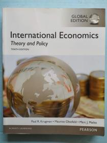 正版二手 International Economics Theory and Policy 第十版 GLOBAL EDITION 9781292019550