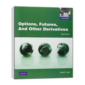正版二手 Options, Futures and Other Derivatives期权、期货与其他衍生品全球版 英文原版9780273759072