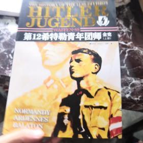 二战风云7:党卫军第12希特勒青年团师全史(上)